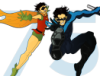 vetyver: 75 Years of DG icon, made by me! (75, Dick Grayson)