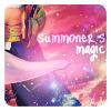 lunardance: (Yuna - Summoner magic.)