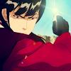 bladebender: (KNIVES ► sparkle)