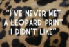 vanillafluffy: (Leopard print)