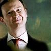 nightdog_barks: Mark Gatiss as Mycroft Holmes, smirking (Mycroft Smirking)