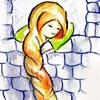 flick: (Rapunzel - by mermaid_wings)