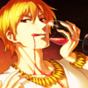 king_of_heroes: (wine)