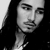 actionreaction: photo of willy cartier looking off to the side ([characters] chien)