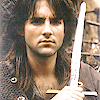 annariel: Sepia Toned Image of Michael Praed as Robin Hood (Robin of Sherwood:Loxley, Robin of Sherwood)