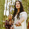 colorlesswords: Kahlan is badass. Cara approves. ([LotS] Kahlan dagger)
