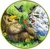 marcicat: (badger relax)
