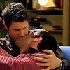 celli: Verbotene Liebe's Christian and Olli kissing (Olli/Christian kissing)
