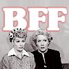 quirkyblogger: Ethel & Lucy BFFs (ethellucybff)