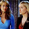 canadiandiamond: (Chloe & Lois [Smallville])