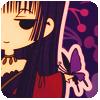 saya: (xxxholic - Yuuko (butterfly))