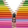 goss: (Rainbow - Pencils)