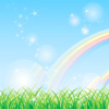 agraciado: (happiness and rainbows)