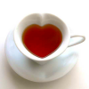 spiralicious: heart shaped tea cup (<3 tea)