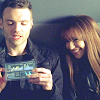 """chichuri: LIncoln Lee and Alt!Olivia Dunham from <i>Fringe</i> (Lincoln and AltOlivia: """"Over There"""")"""