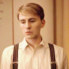 peoriapeoriawhereart: Pre-Serum Steve Rogers, shirt and suspenders (Sad Steve)