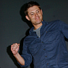 chash: Jensen Ackles. (I rock out.)