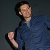 chash: Jensen Ackles. (I rock out.)
