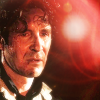 muccamukk: Eight from Night of the Doctor, looking sombre and beat up. (DW: Battered)