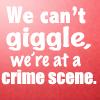alilypea: (Sherlock: Giggle at crime scene)