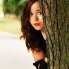 equalising: (hiding behind a tree because I love you)