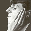 mercurychaos: Aubrey Beardsley in profile. (Default)