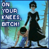 telophase: (hiei - on your knees bitch)
