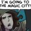 inevitableentresol: Ivan from the webcomic Oglaf shouting 'I'm going to the magic city!' (Ivan Oglaf Magic City)