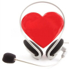akamine_chan: Headphones and a heart (Podfic love - headphone heart)