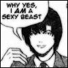 telophase: (matsuda - sexy beast)