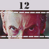 annariel: Picture of Peter Capaldi's eyes with the caption 12 over the top. (Who:Twelve)