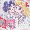 thady: (SM  -  Ami & Minako)