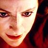 st_aurafina: close up of Kira, from DS9 (Star Trek: DS9 Kira)