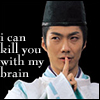 telophase: (Seimei - I can kill you with my brain)