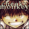 telophase: (goku - cheeky monkey)