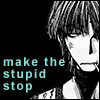 telophase: (sanzo - stop the stupid)