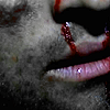 tinny: SPN Castiel lips and blood (spn_castiel lips and blood)