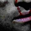 tinny: SPN Castiel lips and blood (spn_castiel lips and blood)