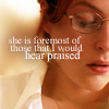 tree: scully; text: she is foremost of those that i would hear praised (yeats) ([xf] that i would hear praised)