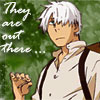telophase: (Mushishi - they are out there)