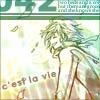 jinian: (c'est la vie)