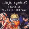 jinian: (racism ninja)