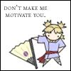 jinian: (motivation)