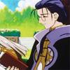 jinian: (clow reads)