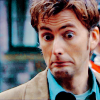 thefarenough: David Tennant; Doctor Who; Ten (oops // awkward)