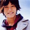 byakuran: (matsuzaka tori ; happiness)