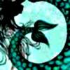 debitha: Mermaid in silhouette (Mermaid - Jan Pienkowski)