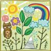 marcicat: (rainbow owl)