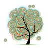marcicat: (tree with rainbow swirls)