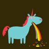 marcicat: (unicorn puking rainbows)
